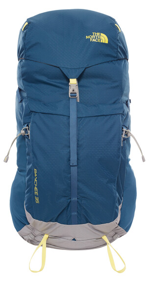 The North Face Banchee 35 Backpack L/XL monterey blue/goldfinch yellow